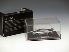 New 1/87 Frontiart Koenigsegg One:1 One 1 Resin Super car model silver carbone