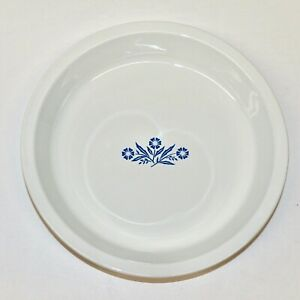 Vintage Corning Ware Blue Cornflower 9 Inches Pie Plate P-309 Baking Dish