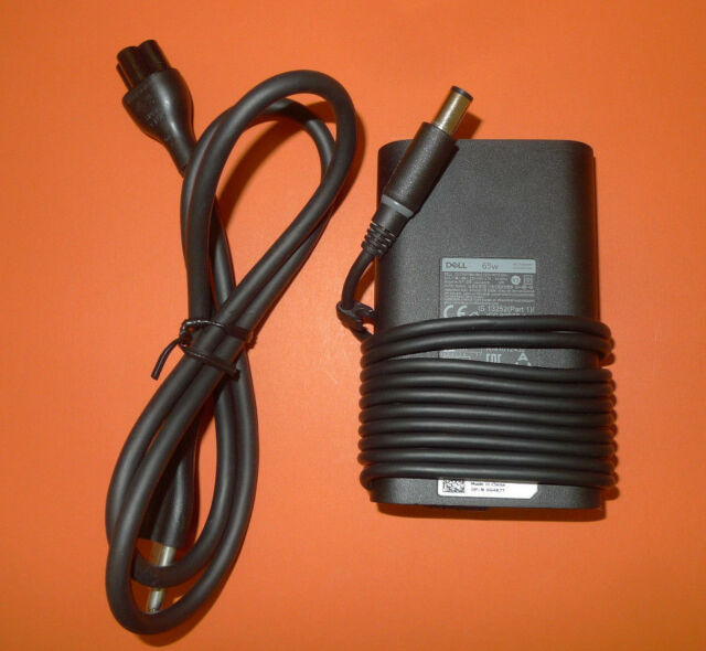 New Slim 65W AC Power Adapter Charger for Dell Laptops G4X7T