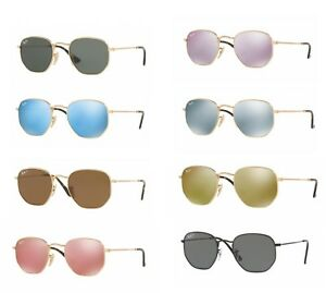 6bbdcc0776f3eb Image is loading sunglasses-Ray-Ban-rb3548n-Hexagonal-sunglasses -classics-polarized