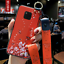 Bling-Wristband-Flower-strap-Phone-Case-For-Apple-iPhone-X-XS-Max-7-8-amp-Samsung thumbnail 13