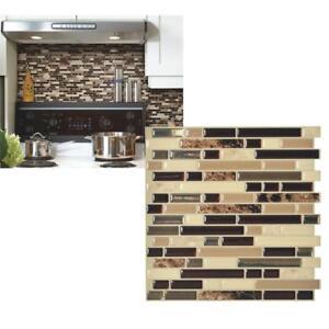 Image Is Loading Smart Tiles Bellagio Keystone Tile Sm1034 1 Unit