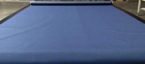 "Captain Navy Outdoor Coated Boat Canvas Marine Fabric Marine One Plus UV DWR 60/"""