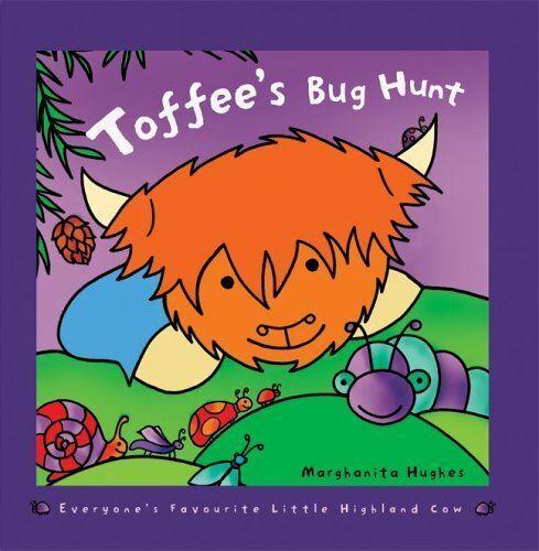 Toffee's Bug Hunt, Hughes, Marghanita, Like New, Paperback