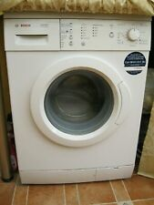 BOSCH CLASSIXX  White Washing Machine - BOLT ONLY - BREAKING for spares - W