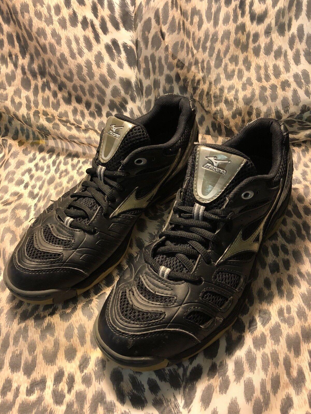 Mizuno Althletic Wave Rally Women's Running/Walking Althletic Mizuno Shoes SZ 10M d84f63