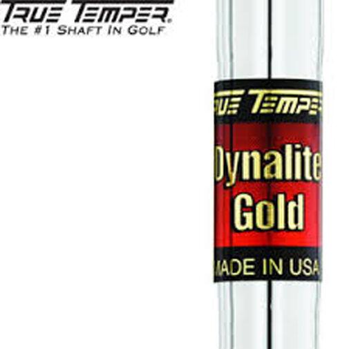 Nuevo True Temper Dynalite Oro Largo Cirio R300 Hierro 40 5 Hierro .355
