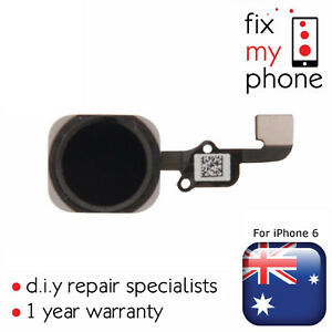 Black-Home-Button-Assembly-Replacement-Flex-Cable-OEM-for-iPhone-6