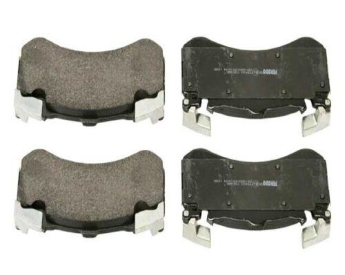Brake Pad Set Ferodo FDB4468 / 4G0 698 151 AB