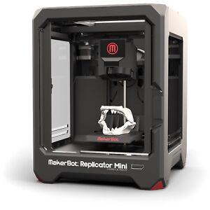NEW-MakerBot-Replicator-Mini-3D-Printer-12-Mths-Manufacturers-Warranty-PC-amp-Mac