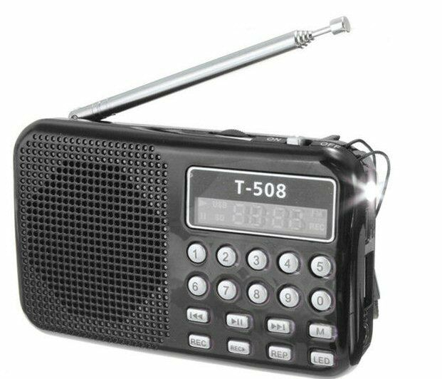 Time Traveler Radio WITH OVER SIX MONTHS of 24/7 old time radio programs black