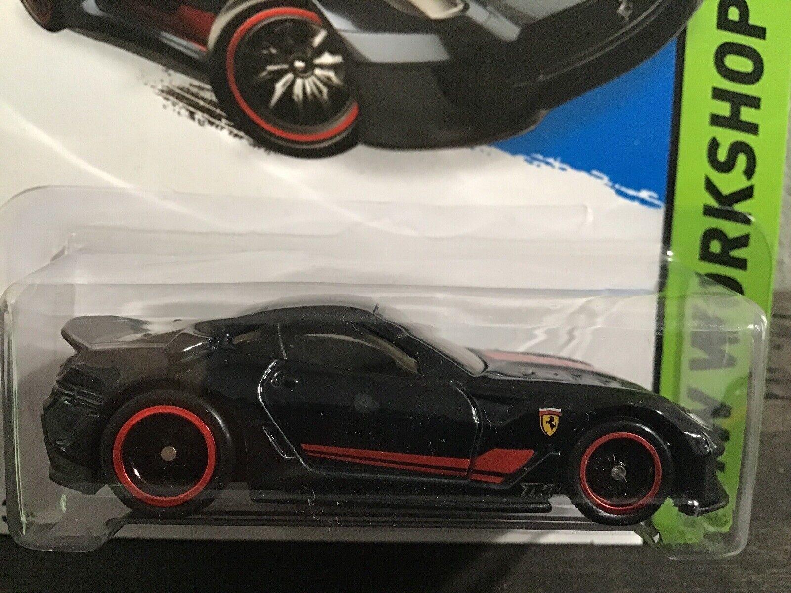 2015 Hot Wheels Ferrari 599xx Super Treasure Hunt For Sale Online Ebay