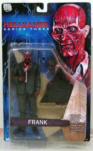 "NECA Hellraiser Frank Figure Loose 7/"" Reel Toys Series 3 2004"