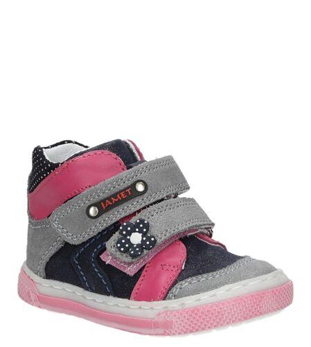 Filles Bottines Jamet 156 Garçons Chaussures Enfants confortablement Véritable Cuir Taille 20-30 NEUF