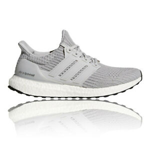 599bc6481582d4 Image is loading adidas-Mens-UltraBOOST-Running-Shoes-Trainers-Sneakers -Grey-