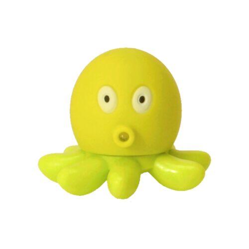 Schlüsselanhänger Oktopus mit LED-Licht und Sound Schlüsselring Krake Ozean