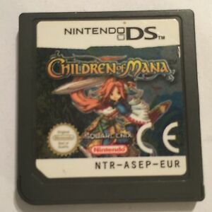 CHILDREN OF MANA NINTENDO DS DSL DSi GAME CARTRIDGE ONLY UKEURO PAL Squre Enix - <span itemprop=availableAtOrFrom>Southampton, United Kingdom</span> - Returns accepted Most purchases from business sellers are protected by the Consumer Contract Regulations 2013 which give you the right to cancel the purchase within 14 days after the  - Southampton, United Kingdom