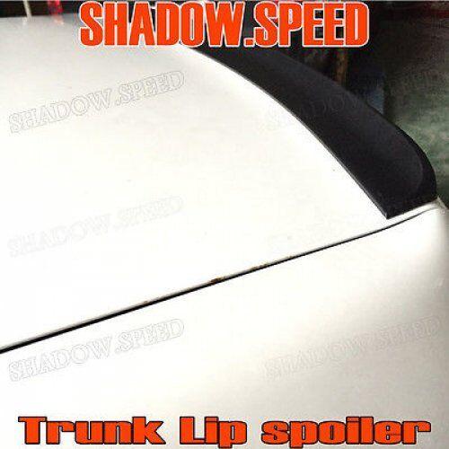 Stock 162SV Type Rear Trunk Lip Spoiler Wing For TOYOTA Premio 1996-01 Sedan