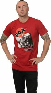 D-O-A-034-Something-Better-Change-034-T-Shirt-FREE-SHIPPING