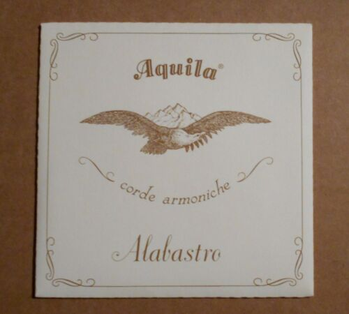 Aquila Alabastro Classical Guitar Single String-Normal Tension 2nd