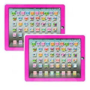 YPAD-Multimedia-Learning-Computer-Toy-Tool-for-Kids-Machine-Pink-Set-of-2
