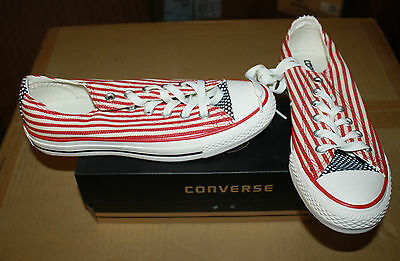 CONVERSE CT SPEC 122008F YOUTH SIZE 6.5 RED//WHITE//BLUE NEW IN BOX FREE SHIPPING