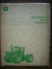 Jd John Deere 7020 Service Manual