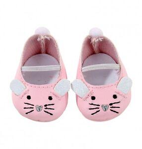 Gotz Conejo Zapatos Para Muñecas 42 a 46 Cm y muñecas de 45 a 50 Cm