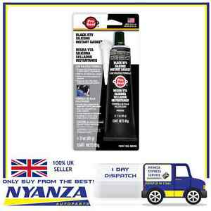 Pro-Seal-Black-RTV-Silicone-Instant-Gasket-85G-Cars-Van-Bikes-Engines-Trucks