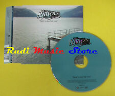CD Singolo WITNESS Here's one for you 2001 eu ISLAND 588779-2 no lp mc dvd (S12)