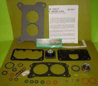 Rebuild Kit For Holley Carburetor Model 4412 500 Cfm 2 Barrel R4412-1,2,3 R9011