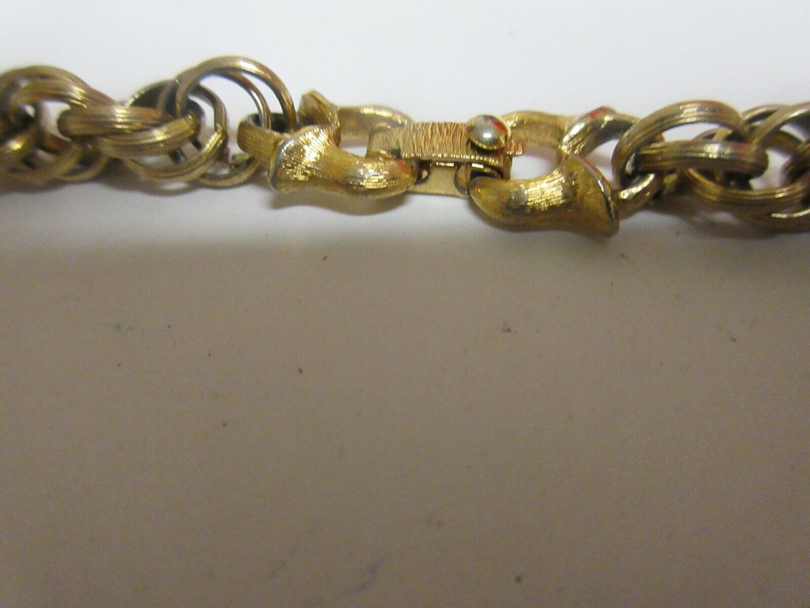 """Costume Jewelry ,NECKLACE , Monet , Thick Chain 24"""" , H"""