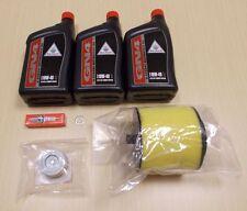 2000-2006 Honda TRX 350 TRX350 Rancher ATV Complete Oil Service Tune-Up Kit