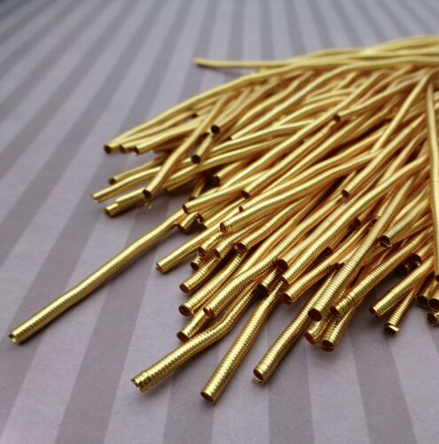 Medium /& Fine Qty 3 Save 30p each 1 each Heavy Gold French//Gimp Wire