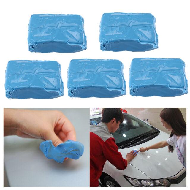 Clay Detailing Bar 180g Car Valeting Auto Cleaning Magic Wax Wash Sponge UK