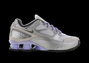 Nike-Shox-Enigma-UK-Size-6-Women-039-s-Trainers-Grey-Shoes