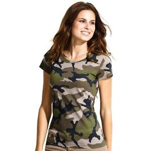 5338b2f17a49b ARMY T-SHIRT ARMY PRINT LADIES T-SHIRT HEN NIGHT PARTY ARMY T-SHIRT ...