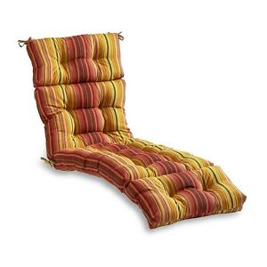 Superior Image Is Loading Lounge Chair Cushion Chaise Recliner Padding For Outdoor