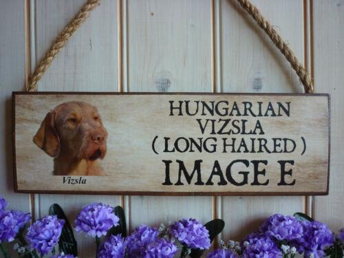 Beware of the dog sign hongrois vizsla signe jardin panneau keep out warning beware