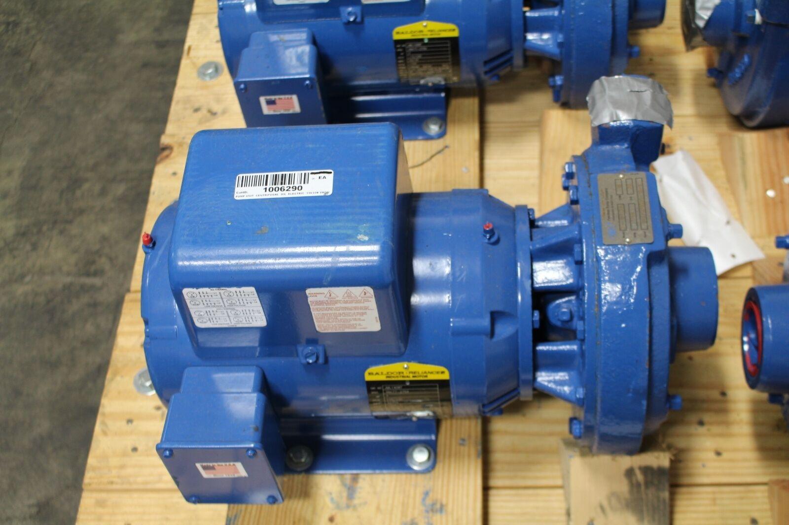 Peerless Pump C-810a 30 GPM 3 HP Centrifugal Pump