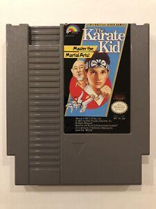 The-Karate-Kid-Nintendo-NES-Authentic-Cartridge