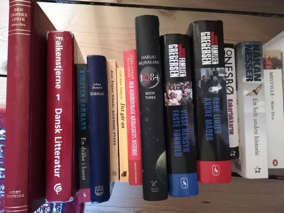 Bøger, Flere, anden bog
