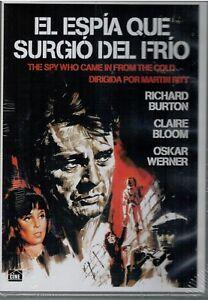 El-espia-que-surgio-del-frio-DVD-Nuevo