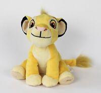 """Disney The Lion King Plush Toy Simba 7"""""""
