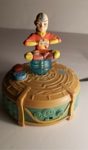 Avatar The Last Airbender Plug and Play n TV Video Game by Jakks Pacific 2006