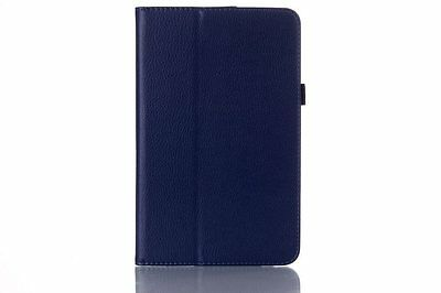 Ultra Slim PU Leather Flip Open Folio Book Case Cover Skin Stand for ASUS Tablet