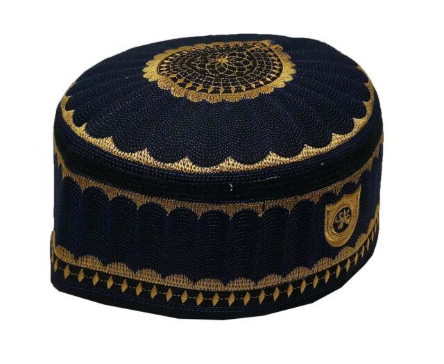 Cotton Skull Hiphop Beanie Cap Kufi Hats for Men Womens