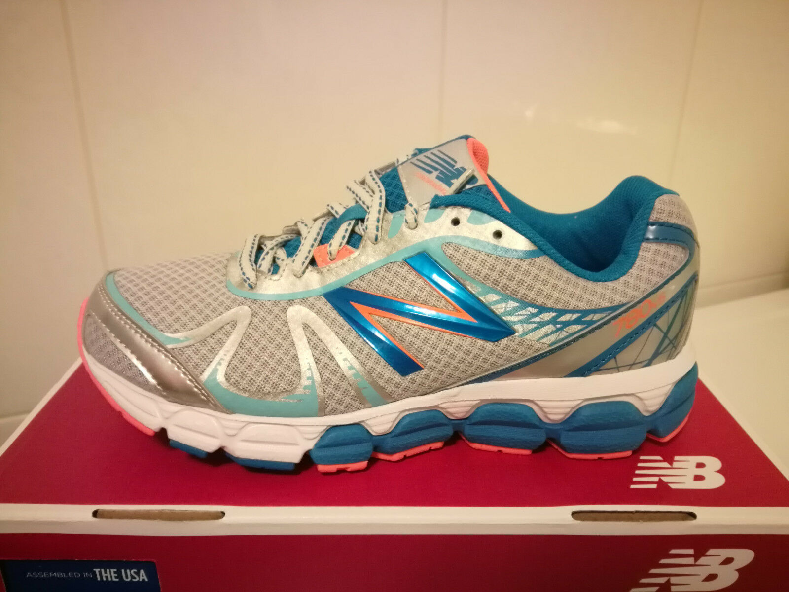 New  donna New Balance 780 v5 v5 v5 Running scarpe da ginnastica scarpe - 6.5 D width 7d4013