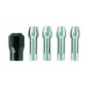 Set de boquillas 0,8 a  3,2 mm    tuerca DREMEL 4485 2615448532