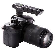 SVH6 Video Stabilizing Top Handle Rig & Cold Shoe Extender for DSLR Camera